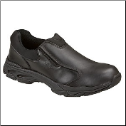 Thorogood Men's Uniform ASR Slip On- Black 834-6520 (SKU: 834-6520)