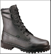 Thorogood Men's 8'' Waterproof/Insulated Weatherbuster Boots - Black Leather 834-6731 (SKU: 834-6731)