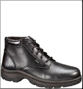 Thorogood Men's SoftStreets Plain Toe Chukka Boots - Black Leather 834-6906 (SKU: 834-6906)