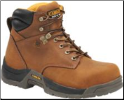 "Carolina Men's 6"" Waterproof Broad Toe Work Boot-Copper CA5020"