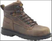 "Carolina Men's 6"" Aluminum Toe Work Boot-Brown CA9559 (SKU: CA9559)"