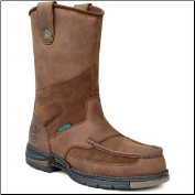 Georgia Athens Steel Toe Waterproof Wellington G4603