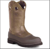 "Georgia Men's 12"" Pull-On Mississippi Muddog Boot - Tan Cheyenne G5514"