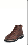 Justin Men's FFA and Casual Chukkas - Rustic Cowhide Sport Chukkas 989 (SKU: 989)