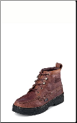 Justin Men's FFA and Casual Chukkas - Rustic Cowhide Sport Chukkas 991