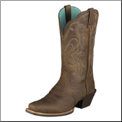 Ariat Women's Legend Western Boots - Distressed Brown 10001053