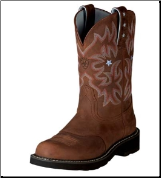 Ariat Women's ProBaby Western Boots - Driftwood Brown 10001132