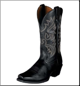 Ariat Men's Legend Western Boots - Black 10002296