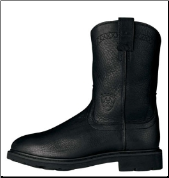 Ariat Men's Sierra Work Boots - Black 10002422 (SKU: 10002422)