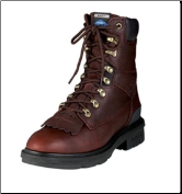 Ariat Men's Hermosa XR Lacer Work Boots - Redwood 10002457 (SKU: 10002457)