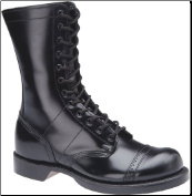 "Corcoran Women's 10"" Original Jump Boot-Black Leather 1515"