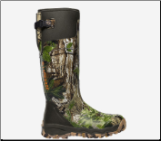 "Lacrosse Women's Alphaburly Pro 15"" Hunting Boot - Realtree X-Tra Green 376043 (SKU: 376043)"
