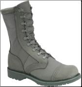 "Corcoran Men's 10"" Roughout Leather and Cordura Marauder Boot-Sage Green 87146 (SKU: 87146)"