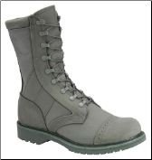 "Corcoran Women's 10"" Roughout Leather and Cordura Marauder-Sage Green 87257 (SKU: 87257)"