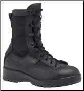 Belleville Mens Waterproof Insulated Combat & Flight Boots-Black 770