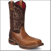 Rocky Men's Long Range Carbon Fiber Toe Western Boot 6132
