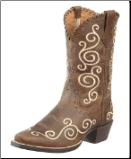 Ariat Youth Shelleen - Distressed Brown 10010256