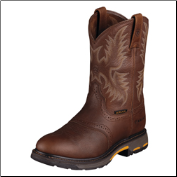 "Ariat Men's Workhog Pull-on  10""-Dark Copper 10001187"