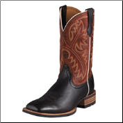 Ariat Men's Quickdraw Performance Western Boots 10002221 - Washed Adobe (SKU: 10002221)