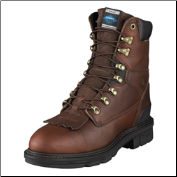 "Ariat Men's Workboots: ""Hermosa XR"" Steel Toe Redwood 10002460"