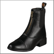 Ariat Women's Heritage Breeze Zip Paddock - Black 10005932