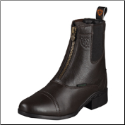Ariat Women's Heritage Breeze Zip Paddock-Chocolate 10005935