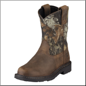 Ariat Youth Sierra Kids-Distressed Brown/Mossy Oak 10006747