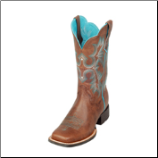 Ariat Women's Tombstone-Sassy Brown 10008017 (SKU: 10008017)