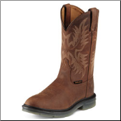 Ariat Men's Maverick II Pull-On-Alamo Brown 10008649