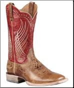 Ariat Men's Mecate - Wildhorse Tan/Red Fire - 10010270 (SKU: 10010270)