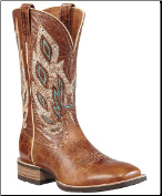 Ariat Men's Nighthawk - Beasty Brown - 10010271 (SKU: 10010271)