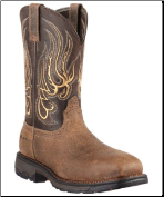 Ariat Men's Workhog Mesteno Composite Toe - Earth/Coffee 10010892