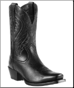 Ariat Men's Legend Phoenix - Black Deertan - 10010938 (SKU: 10010938)