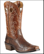 Ariat Men's Rawhide - Weathered Chestnut - 10010953 (SKU: 10010953)