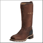 Ariat Men's Hybrid All Weather ST Boots - Brown 10014064 (SKU: 10014064)