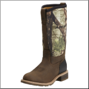 Ariat Men's Hybrid All Weather Boots - Brown/Camo 10014063 (SKU: 10014063)