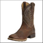 Ariat Men's Hybrid Rancher Boots - Brown 10014070 (SKU: 10014070)