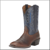 Ariat Men's Sport Outfitter Boots - Fiddle Brown 10015300 (SKU: 10015300)