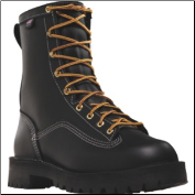 "Danner Men's 11550 Super Rain Forest 8"" Black NMT"