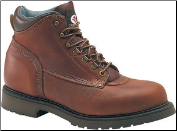 "Carolina Men's Domestic 6"" Steel Toe Work Boot-Amber Gold 1309 (SKU: 1309)"