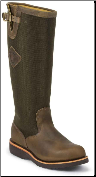 "Chippewa Men's: 17"" Non Safety Toe Snake Boot - Bay Apache - 23907"