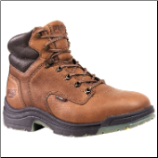 Timberland PRO Men's TITAN Soft Toe Workboot Coffee 24097