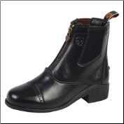 Ariat Kid's Devon III Boots-Black 10001834