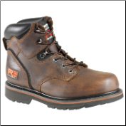 "Timberland PRO Men's Pit Boss 6"" Soft Toe Brown Work Boot 33046"