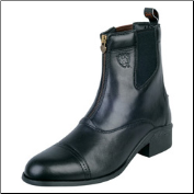 Ariat Men's Heritage III Zip Paddock-Black 10002238 (SKU: 10002238)