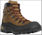 "Danner Men's 37440 Crater Rim 6"" Brown Boots (SKU: 37440)"