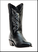 "Laredo Men's Western Boots ""London""- Black 4210 (SKU: 4210)"