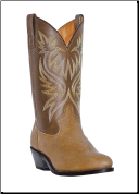 "Laredo Men's Western Boots ""London""- Tan Distressed 4212 (SKU: 4212)"