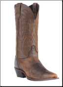 "Laredo Men's ""Macon"" Western Boot: Gaucho 4263 (SKU: 4263)"
