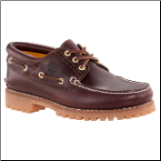 Timberland Men's Classic 3-Eye Lug - Burgundy 50009